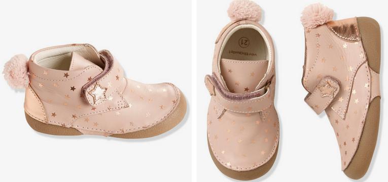 sapatos estrelas