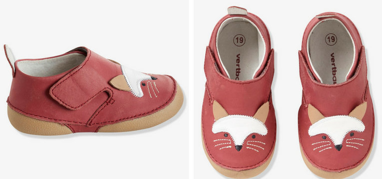 sapatos raposa