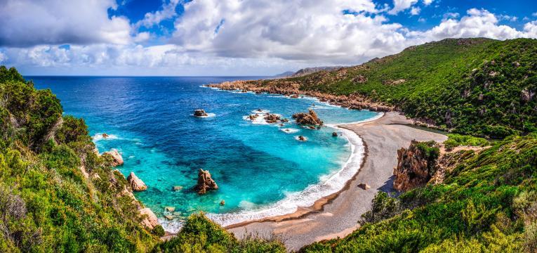 sardenha e destinos de férias