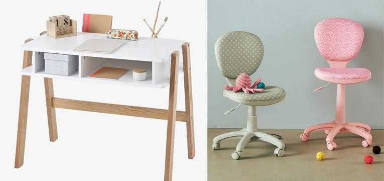 secretaria e cadeira vertbaudet