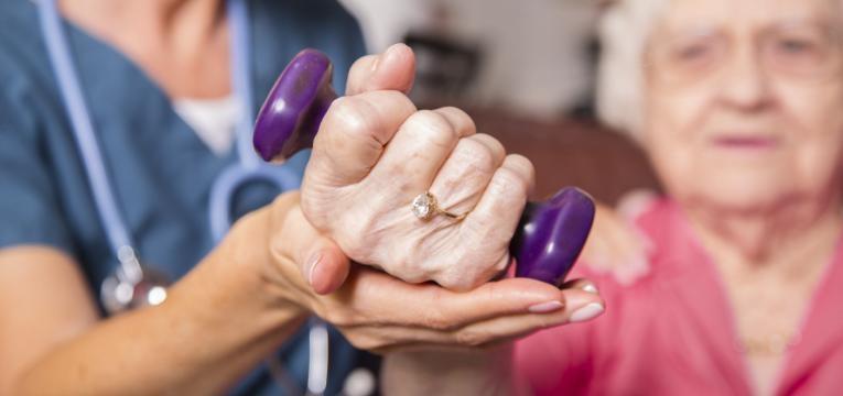 fisioterapia artrite
