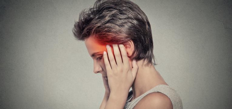 dor de cabeca aguda