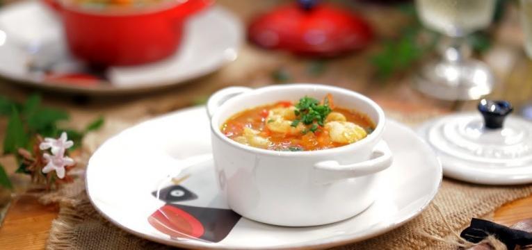 alimentos que nao deve comer antes de ir para o ginasio sopa