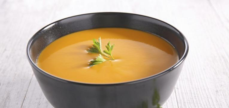 sopa de legumes passada