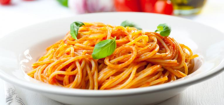 esparguete na bimby