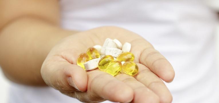 suplementacao vitamina E