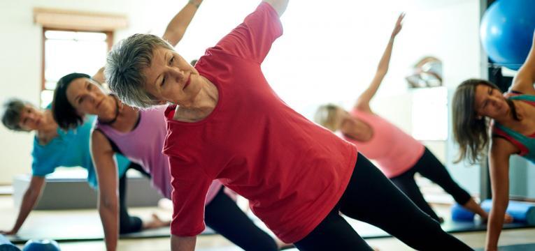 exercicio adequado a idade