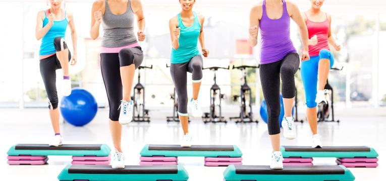 step up no step exercícios para emagrecer as coxas