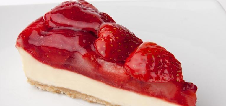 cheesecake de morango na bimby