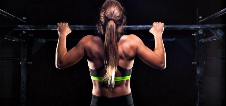 Elevacao barra fixa e exercicios para perder gordura localizada