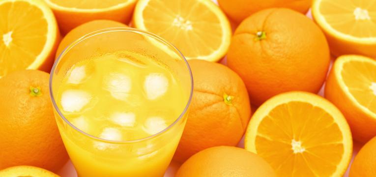 laranja e saúde do fígado