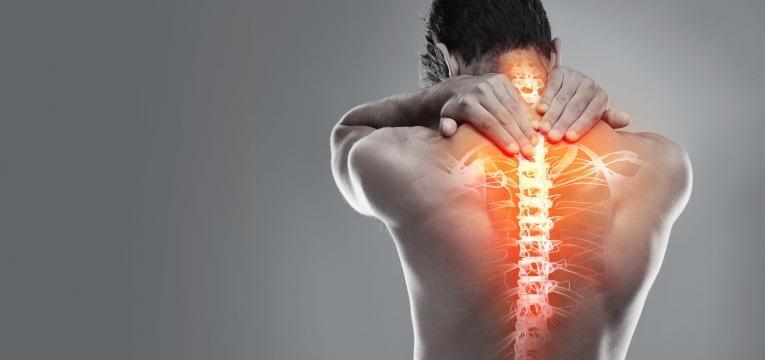 dor nas costas e problemas fisicos mais comuns de quem treina