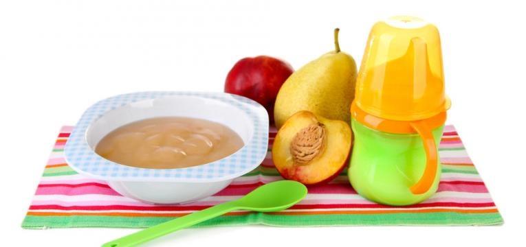 Pure de frutas