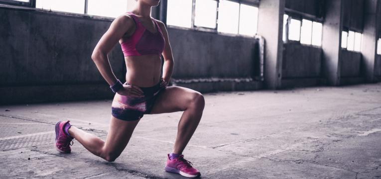 lunge e exercicios para perder gordura localizada
