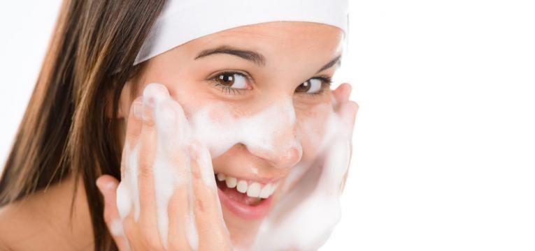 limpeza e esfoliacao da pele