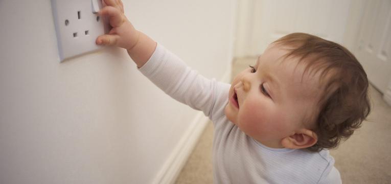 seguranca do bebe em casa