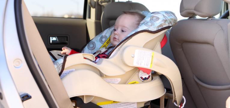 cadeira auto mais indicada para o bebe