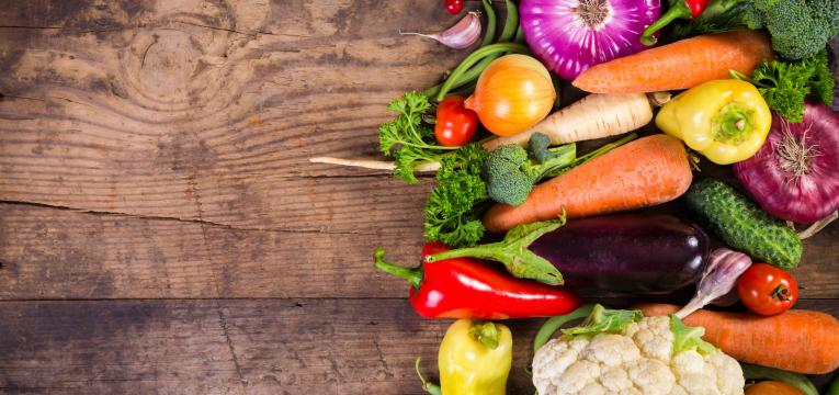 vegetarianismo e tendências de nutrição