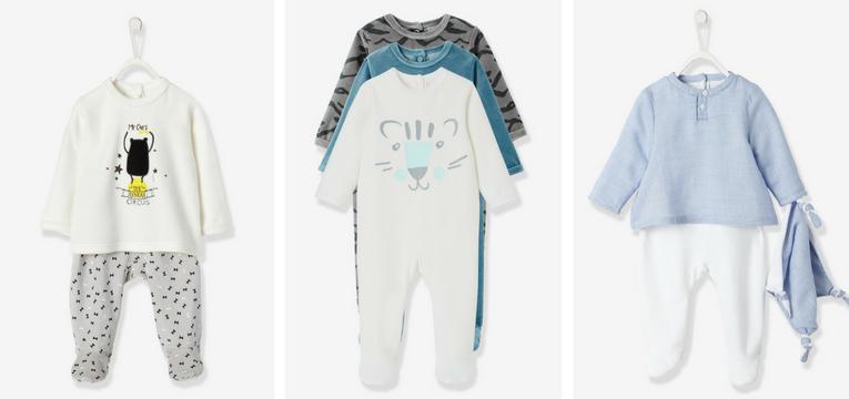vertbaudet_pijamas bebe