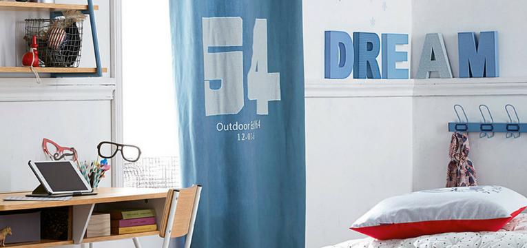 vertbaudet quarto azul
