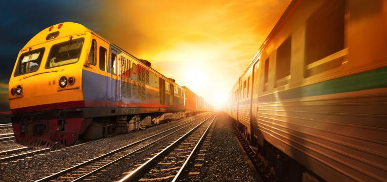 viagem de comboio