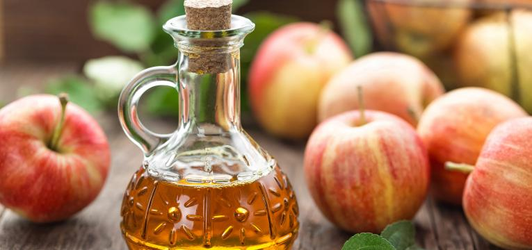 vinagre de cidra de maçã como alimentos para tratar infeções vaginais