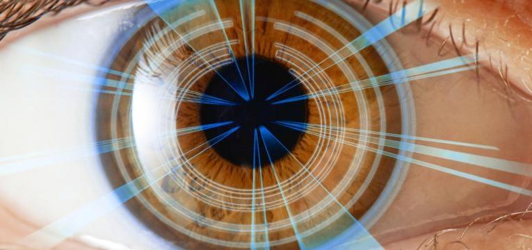cornea do olho
