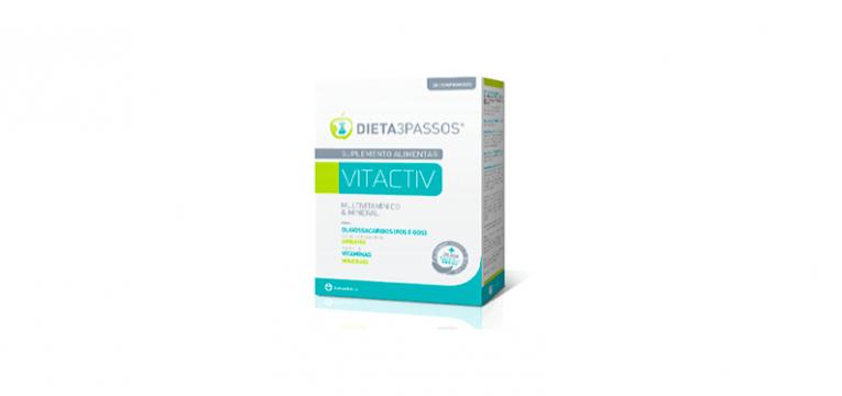 vitactiv produtos da dieta 3 passos
