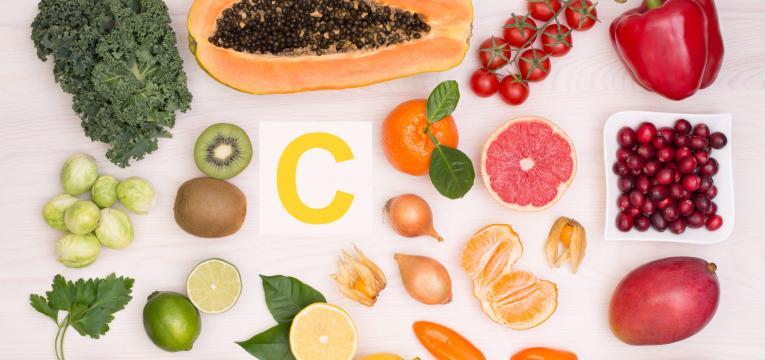 vitamina c e pre eclampsia