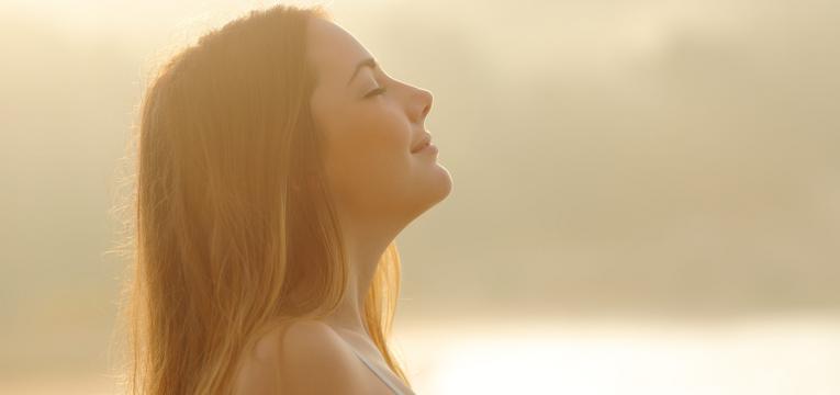 controlar a ansiedade e controlar a respiracao