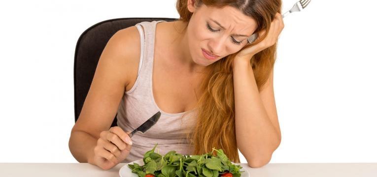 dieta muito restritiva