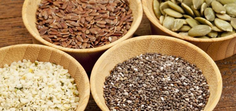 alimentos super saudaveis que vao faze lo aumentar de peso sementes
