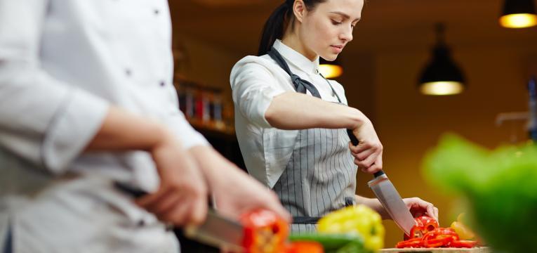 workshop de culinaria
