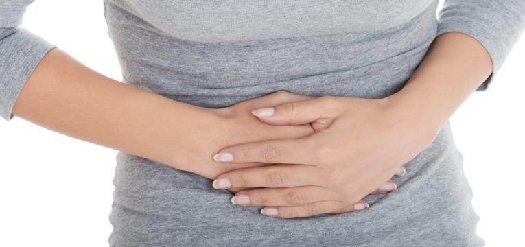 dores abdominais e salmonella