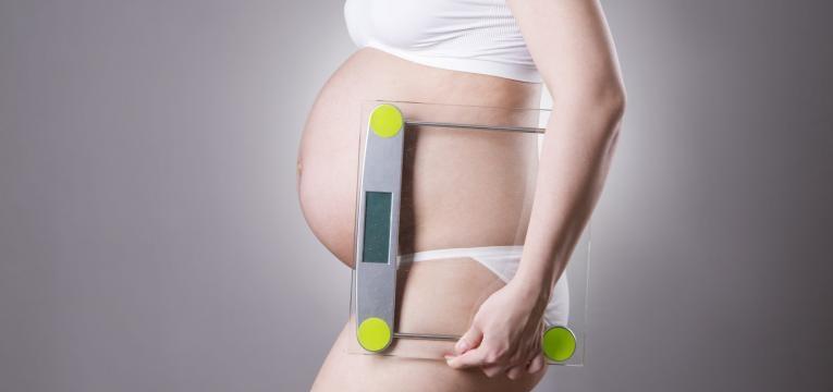 as principais mudancas do corpo de uma gravida e aumento de peso