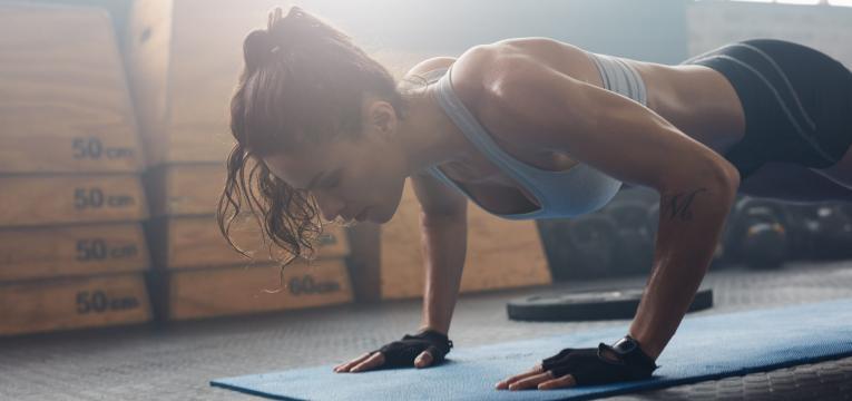 flexoes e exercicios para perder gordura localizada
