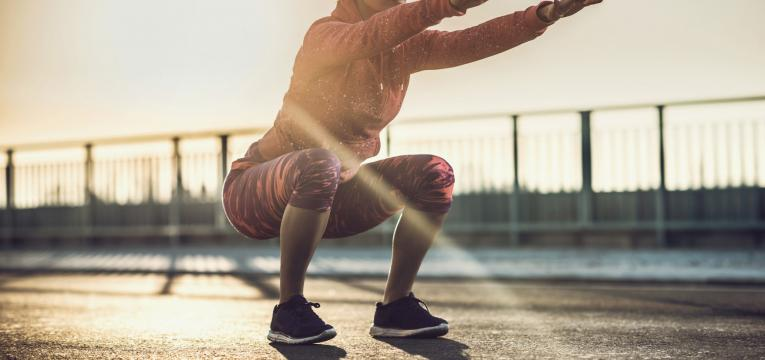 agachamento e exercicios para perder gordura localizada