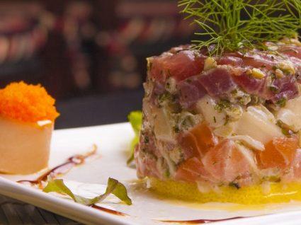 Ceviche de salmão: 4 sugestões a experimentar