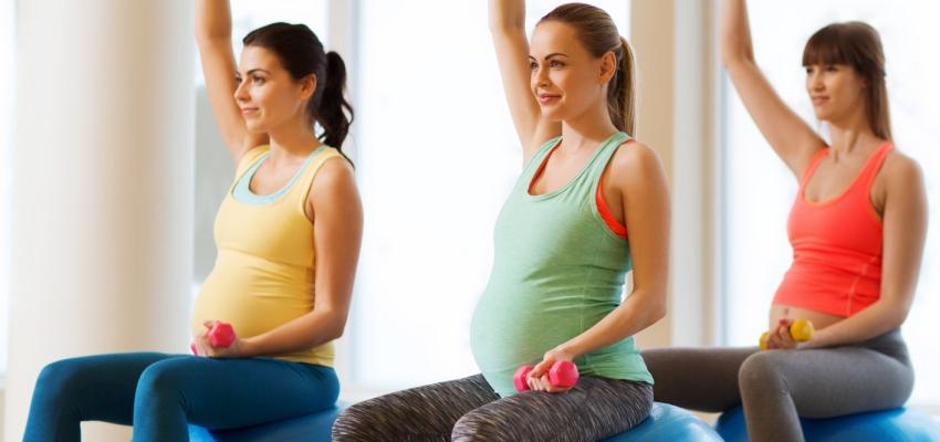 gravidas a praticar exercicio fisico