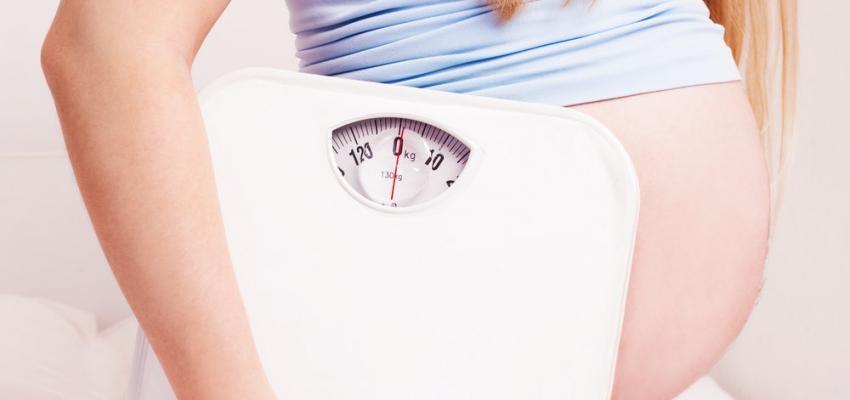Ganho de peso no segundo trimestre da gravidez e aumento de peso na gravidez
