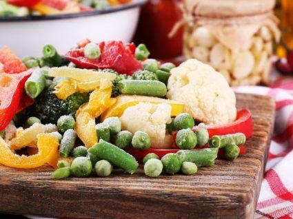 Alimentos frescos ou congelados? Esclareça as suas dúvidas!