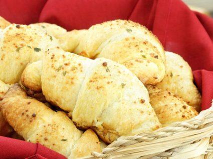 Croissants saudáveis: receitas doces e salgadas