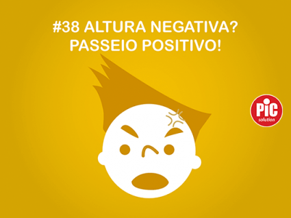 #38 ALTURA NEGATIVA? PASSEIO POSITIVO!