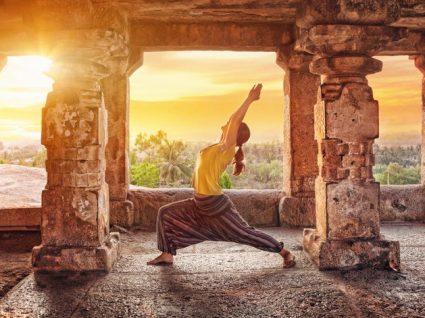 5 Retiros de yoga no mundo para voltar a encontrar o foco