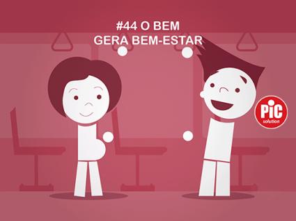 #44 O BEM GERA BEM-ESTAR