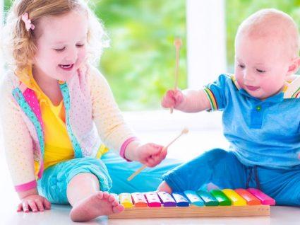 Qual a importância da música em bebés?