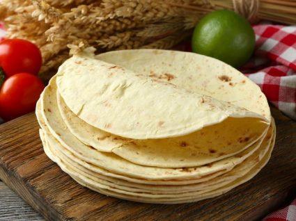 Tortilha mexicana: receita da massa com sugestões de recheios