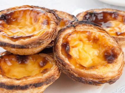 Pastéis de nata saudáveis: todo o prazer com menos calorias