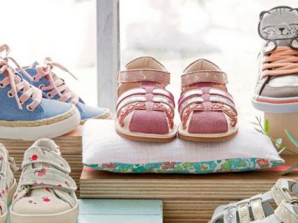 9 Pares de sapatilhas divertidas para crianças arrojadas