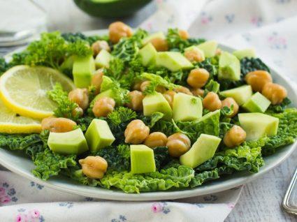 5 Receitas apetitosas e saudáveis de salada de grão-de-bico
